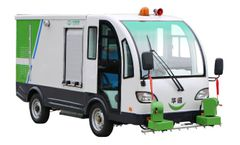 Huaxin - Model CX4301 - Electric High Pressure Cleaning Truck