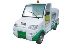 Huaxin - Model CX4001 - Electric High Pressure Cleaning Truck