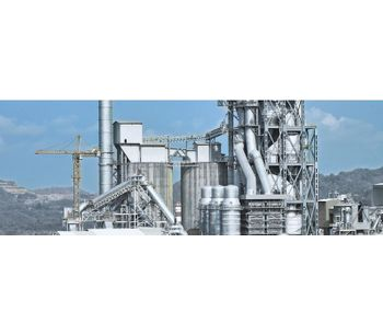 Measurement Systems for Cement Industry - Construction & Construction Materials - Cement