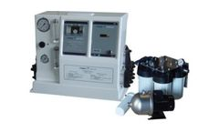 Model PM-B Series - Seawater Reverse Osmosis Units