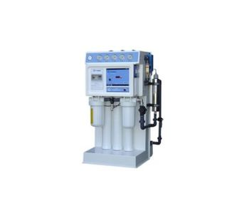 Model RS  - Wastewater Reverse Osmosis Units