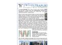 TWT - Ultrapure Electro Deionization Plants (EDI) Brochure