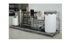 TWT-Aquasave - Demineralization Plants