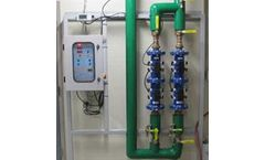 Installing Water Filtration Equipment