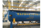Yimei - Model YM Series - Oil Field Special Removal Oil Floating Machine