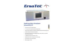 SmartFID - Model ST - Hydrocarbon Analyzer Brochure