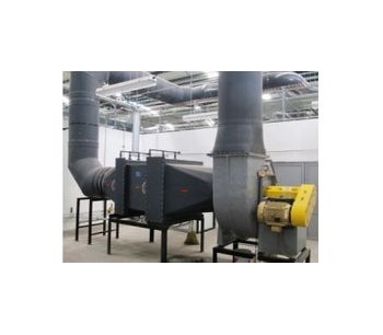 Hy-Pro - Acid Gas Scrubbers