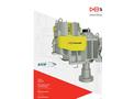 Santasalo - Model AMF Series - Agitator, Mixer and Flotation Drives - Brochure