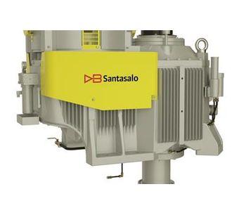 Santasalo - Model AMF Series - Agitator, Mixer and Flotation Drives