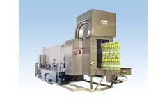 Dunnage Washer Machines