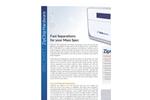 ZipChip Hardware Specifications Sheet