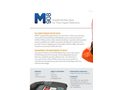 Model M908 - Focused Threat Detection System Specifications Brochure