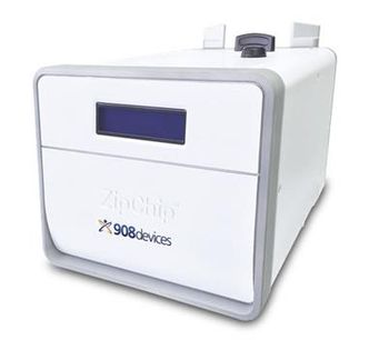 ZipChip - Empowering Traditional Mass Spectrometry System