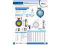 Aira - Model AWWA - Double-Offset Flanged Butterfly Valve Brochure