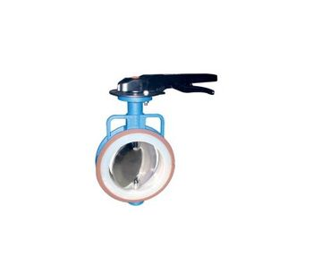 Aira - PTFE Lined Butterfly Valves