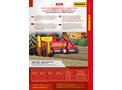 Model AUR - Ridge Forming Machine with Soil Miller - Brochure