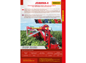 Weremczuk - Model Joanna 4 - Half-Row Currant and Berry Harvester - Brochure