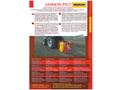 Samson - Raspberry Roots Shredder - Brochure