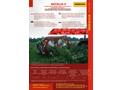 Natalia - Model V - Raspberry Harvester - Brochure