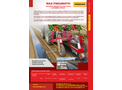Cucumber Pneumatic Seeder - Brochure