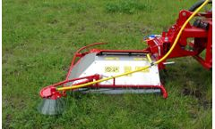 Weremczuk - Model SAVA - Multi-Functional Machine for Orchards and Plantations
