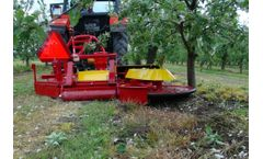 Weremczuk - Model KS 220R - Mowers and Slashers for Orchard and Plantation