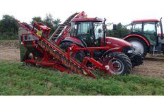 Weremczuk - Model ALINA SUPERNOVA - Root Vegetable Harvester