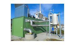 Shipping Container Housing Enclosures Generators