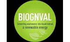 BIOGNVAL: Converting wastewater into liquid biofuel, a renewable energy - SUEZ Video