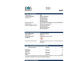 EAS - Material Safety Datasheet