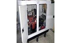 Cavitator - Model 21211 D - Underwater Surface Cleaner System