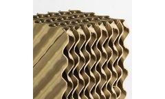 Flexeramic - Structured Packing Ceramic Media
