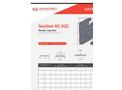 Alphastrut Section AC-2C - Datasheet
