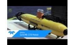 Teledyne Marine at Oceanology International 2016 Video