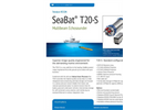 SeaBat - Model T20-S - Multibeam Echosounder- Brochure