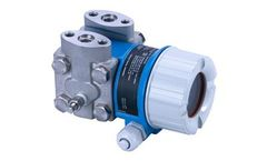 Deltabar - Model PMD55 - Differential Pressure Transmitter