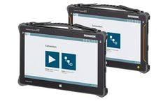 Field Xpert - Model SMT70 - Universal, High-Performance Tablet PC for Device Configuration