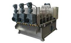 Model XFT Series - Sludge Dehydrator