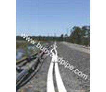 Coal mine tailing pipe - Mining - Coal Mining