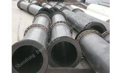 Shandong-Buoy- - Wear Resistant UHMWPE Pipe