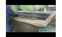Production of elastomeric expansion joints from Dacheng Rubber Video