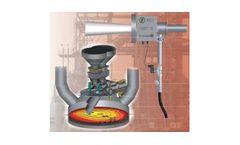 t-matriX - Model 2 D - Gas Temperature Measurement System