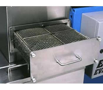 Mist eliminator application as separation in gas and liquid - Air and Climate - Air Filtration