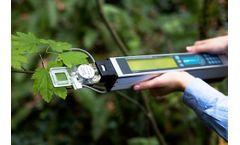CID - Model CI-340 - Handheld Photosynthesis Measurement System