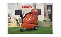 Kademe - Electric Sweeper