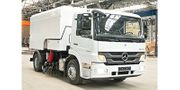 Truck Mounted Sweeper