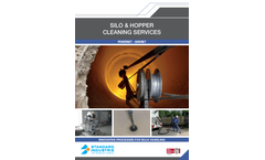Powernet - Gironet - Silo & Hopper Cleaning Services - Brochure
