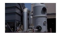 MAXIM - Model AG - Acid Gas Scrubbers