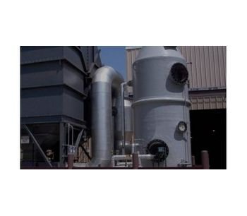 MAXIM - Model AG - Acid Gas Scrubbers