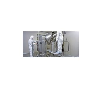 Industrial screening solutions for pharmaceutical industry - Chemical & Pharmaceuticals - Pharmaceutical